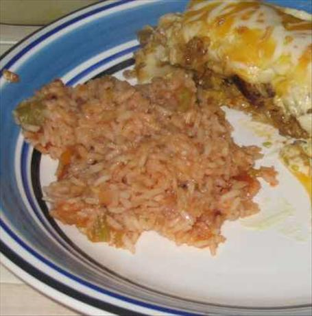 Basic Mexican Rice. Photo by ~*Miss Diggy*~