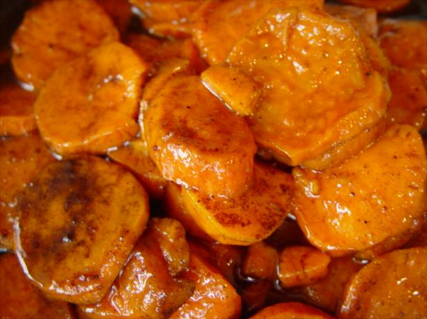 Candied Sweet Potatoes - Southern Traditional Recipe ...
