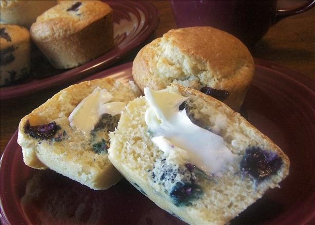 Blueberry Cream Cheese Muffins. Photo by *Parsley*