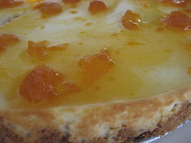 Amaretto Cheesecake easy fast recipe