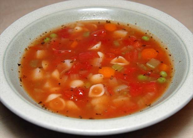 Italian Vegetable Soup Recipe - Food.com
