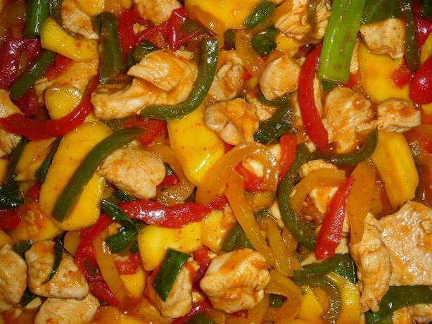 Mango Chicken Recipe - Food.com