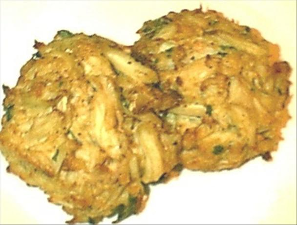 Recipe For Baked Maryland Crab Cakes