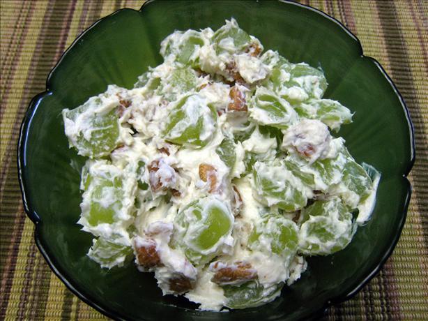 green grape delight recipe