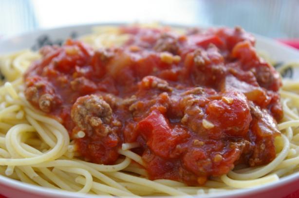 My Crock Pot Spaghetti Sauce Recipe - Food.com