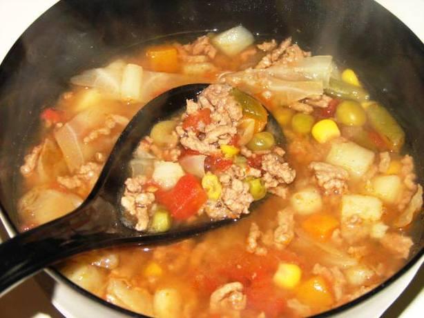 Easy Vegetable Soup Recipe - Food.com