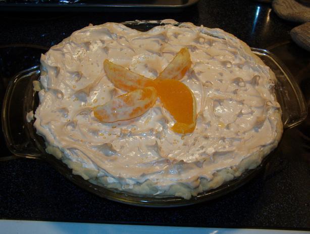 Orange Meringue Pie Recipe - Food.com