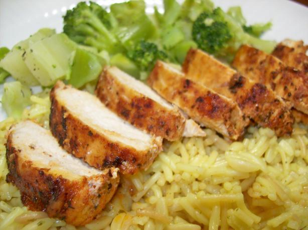 Smoked Paprika Chicken Breast. Photo by Chef shapeweaver