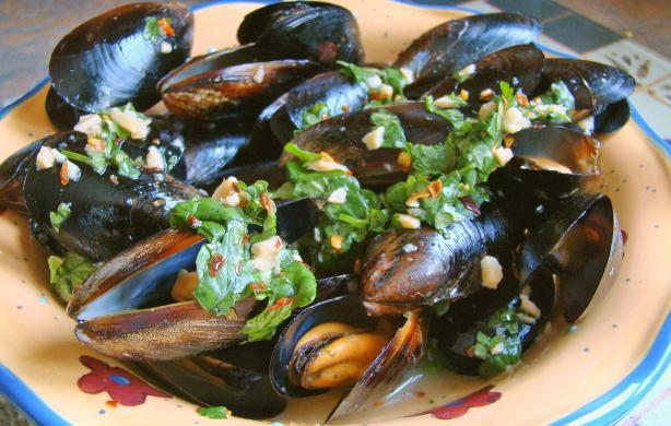Steamed Thai Mussels Recipe - Food.com