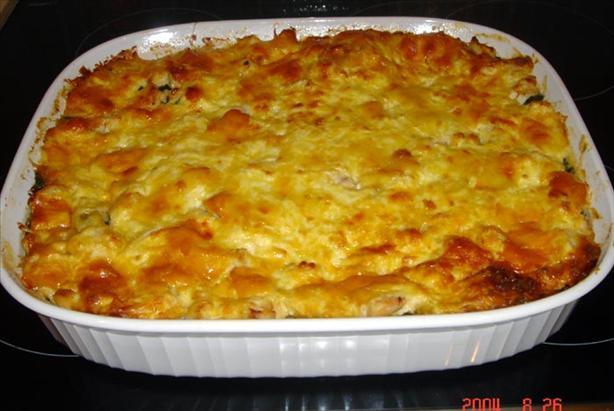 Chicken and spinach lasagna recipe for Spinach chicken lasagna recipe