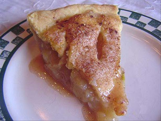 Classic Two Crust Apple Pie. Photo by Dine & Dish