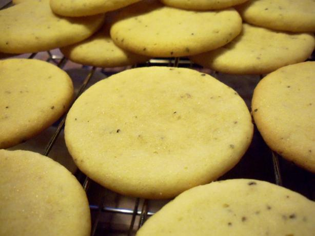 Black Pepper Butter Cookies. Photo by *Parsley*
