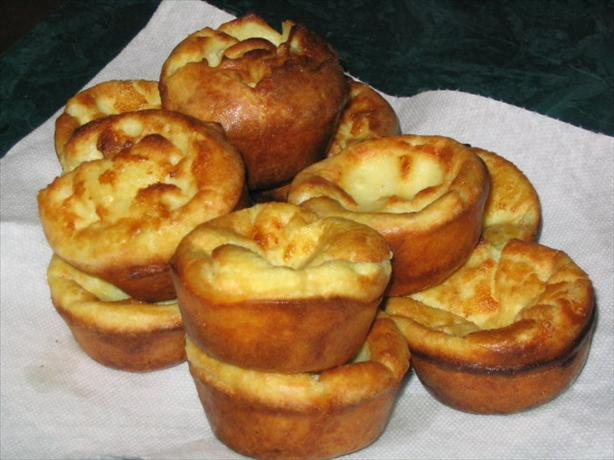 Yorkshire Pudding. Photo by Chloe and Hope's Mom