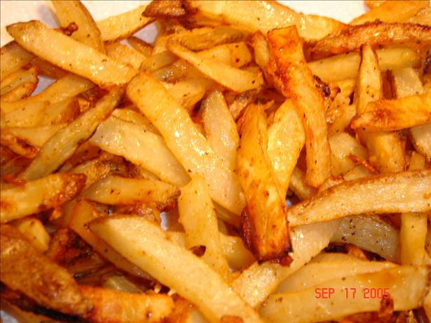 Oven Baked Home Fries Recipe