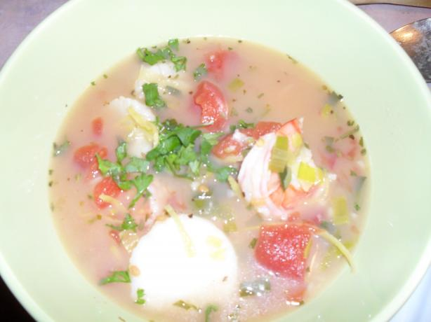 Spring Seafood Stew Recipe - Food.com
