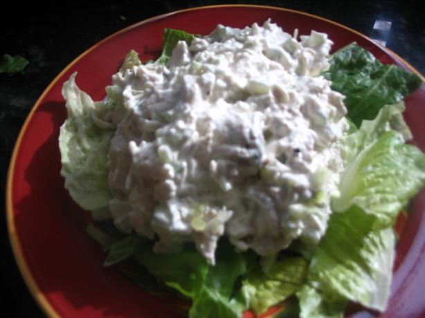 Sour Cream-Tarragon Chicken Salad. Photo by windy_moon