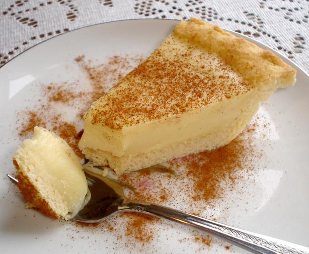 South African Melktert Milk Tart Recipes — Dishmaps