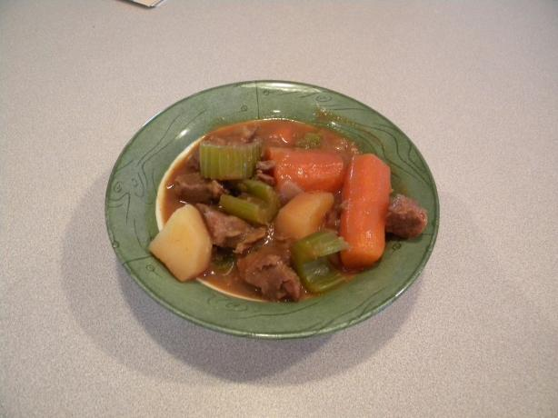 Slow Cooker London Broil. Photo by children from A to Z