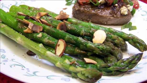 Asparagus Amandine Recipe - Food.com