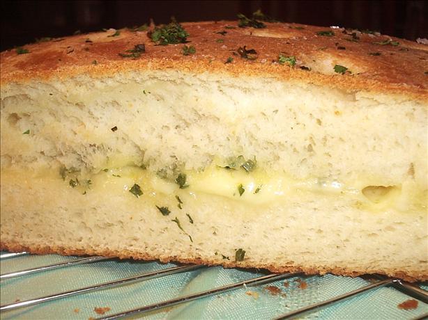 Focaccia Farcita Filled Italian Hearth Bread) Recipe - Food.com