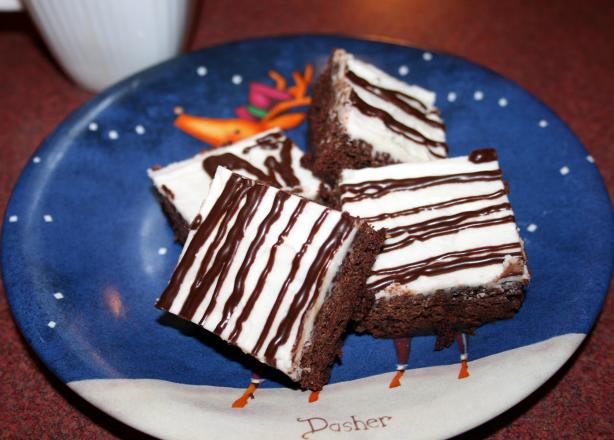 Gluten Free Chocolate Mint Brownies, Microwave Recipe(GF). Photo by ...