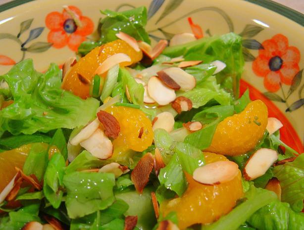 Http Www Food Com Recipe Mandarin Almond Salad