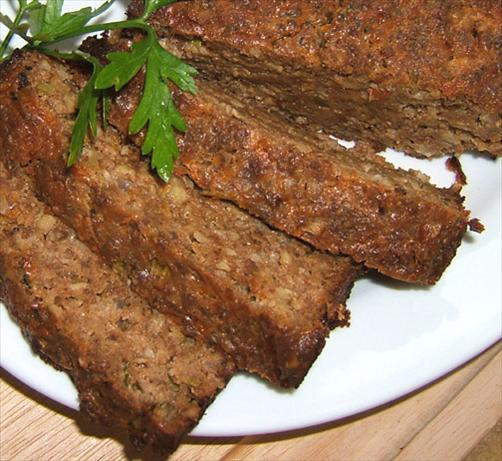 Cottage Cheese Roast (Vegetarian Meatloaf). Photo by Kathy228