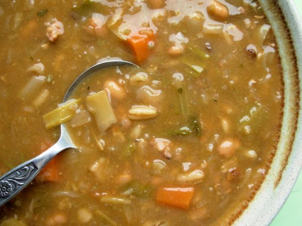Tomato, White Bean, Bacon Soup Recipes — Dishmaps