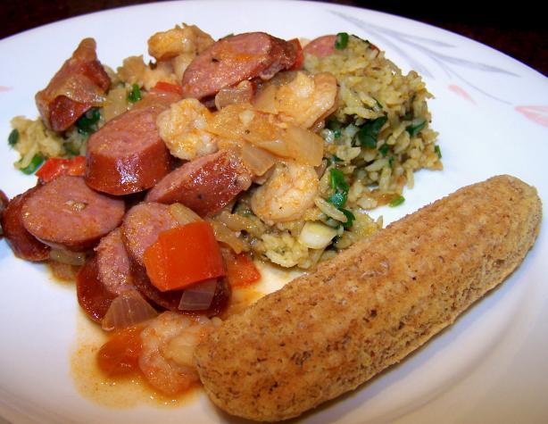 Low carb shrimp creole recipe