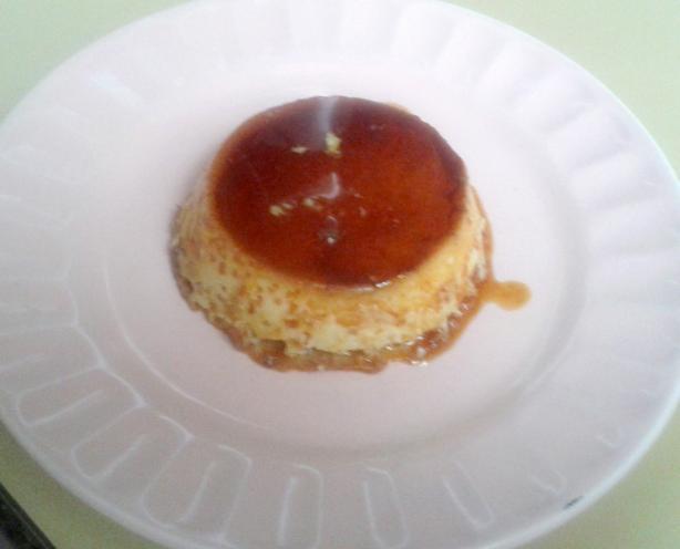 Creamy Caramel Flan Recipe - Food.com