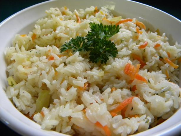 Vegetable Confetti Rice. Photo by HisPixie