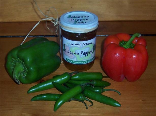 Jalapeno Pepper Jelly. Photo by Miss ~V~