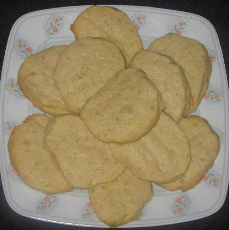 Cornmeal Citrus Cookies. Photo by spatchcock