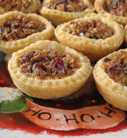 Cranberry Pecan Tarts Recipe - Food.com