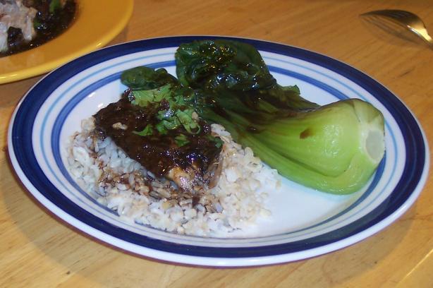 Steamed Fish With Black Bean Sauce. Photo by zaar junkie