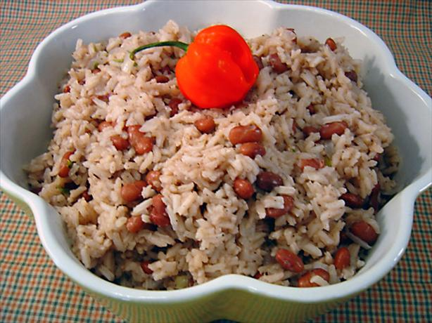 ... rice and peas arroz con g and ules rice and pigeon peas jamaican