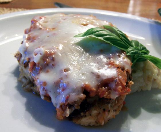 Chicken Parmesan - Low Fat Recipe - Food.com