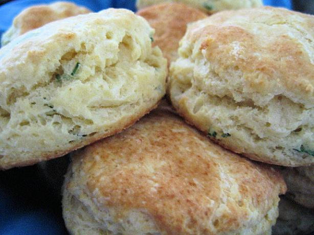 Julia Child's Herb Biscuits. Photo by Brenda.
