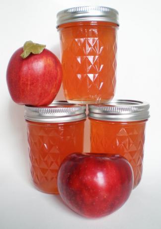 Iphone: Apple Jelly Recipe