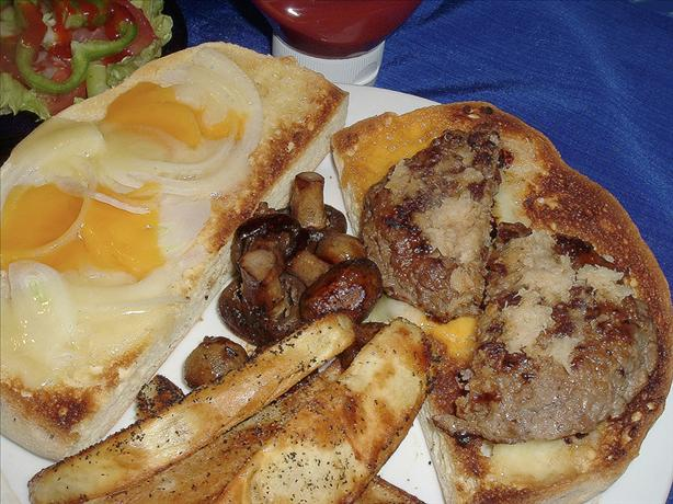 Burger of the gods recipe food com