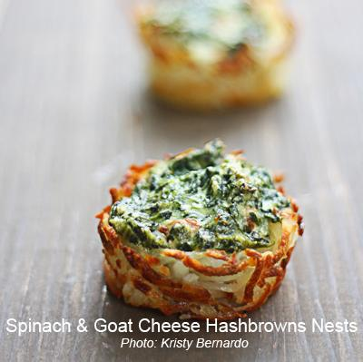 Hashbrowns Nests
