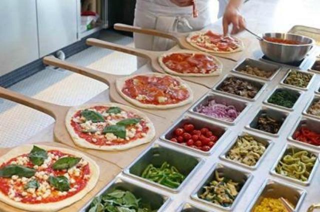 A Pizza Lover?s Dream Come True