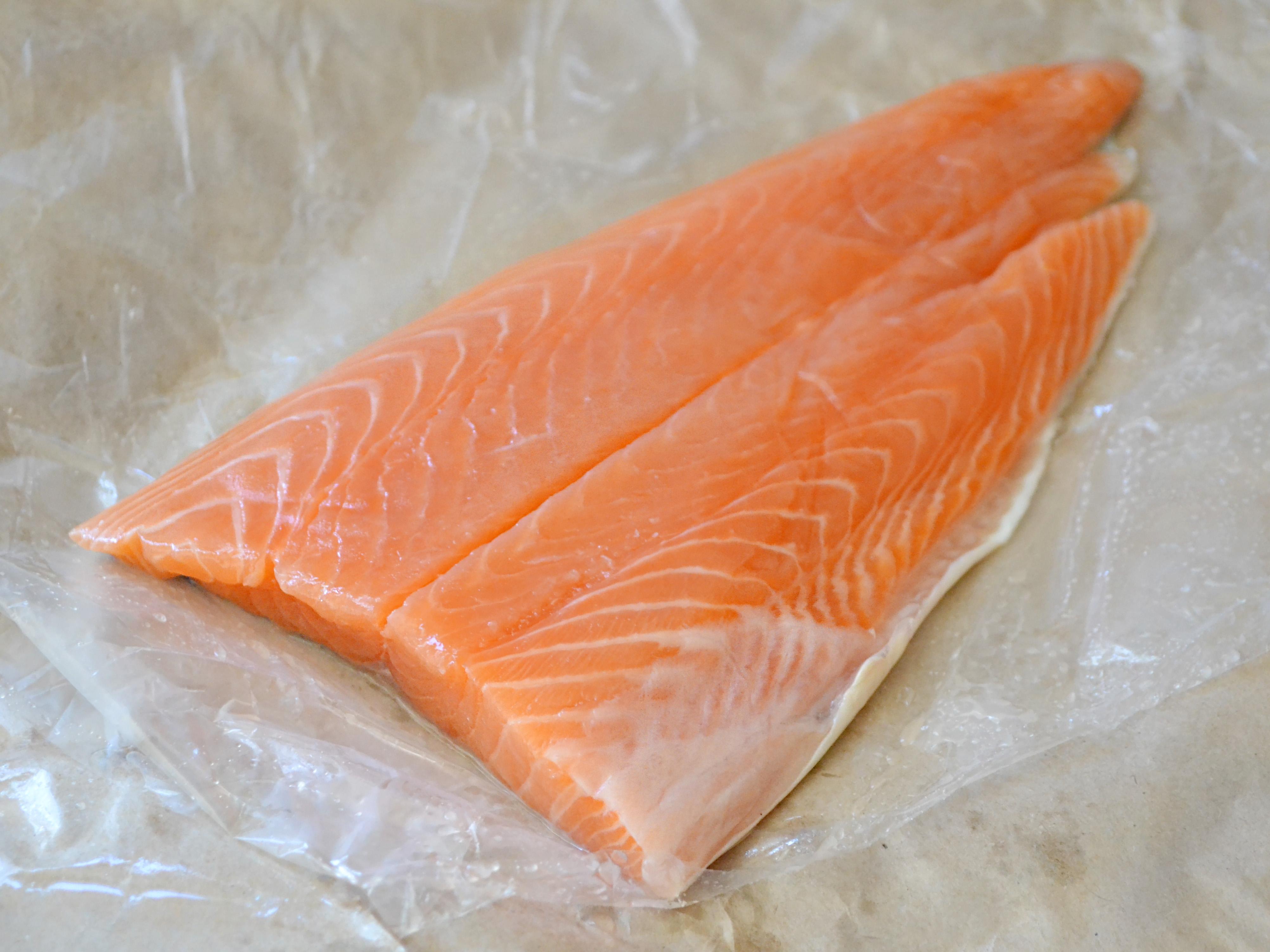 Recipe: Panseared Salmon In Cast Iron I'd