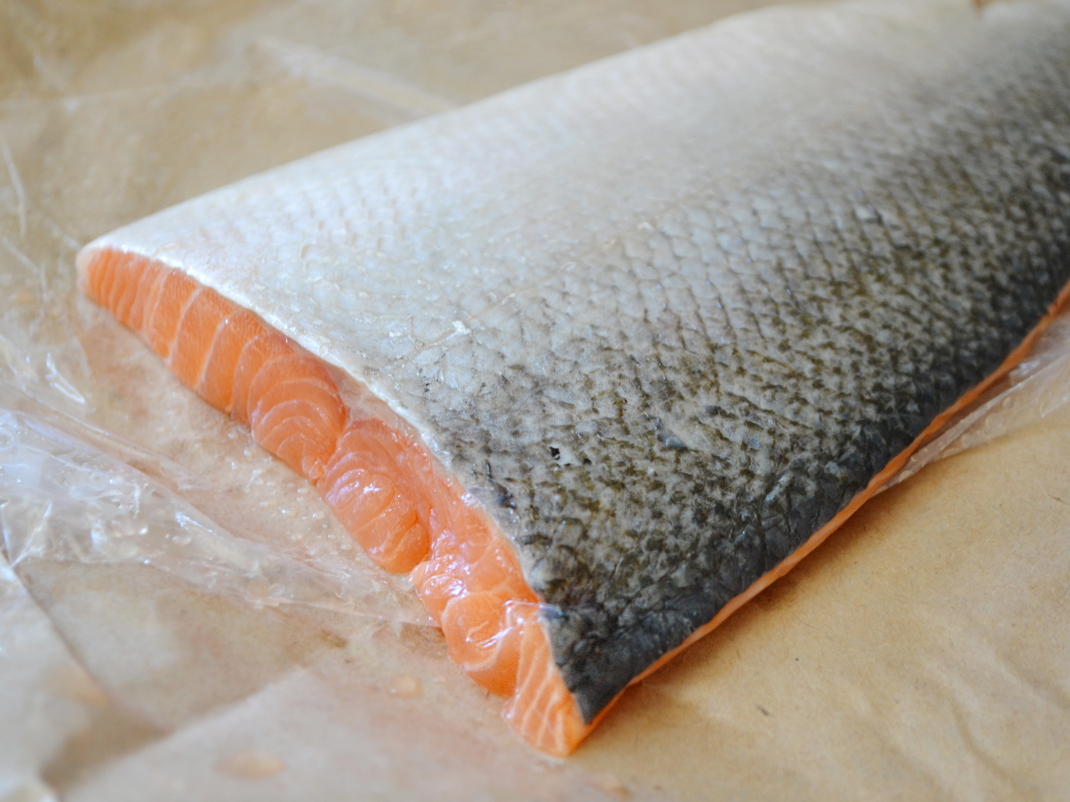 How To Cook Salmon With Skin On Stove Solution For How To For