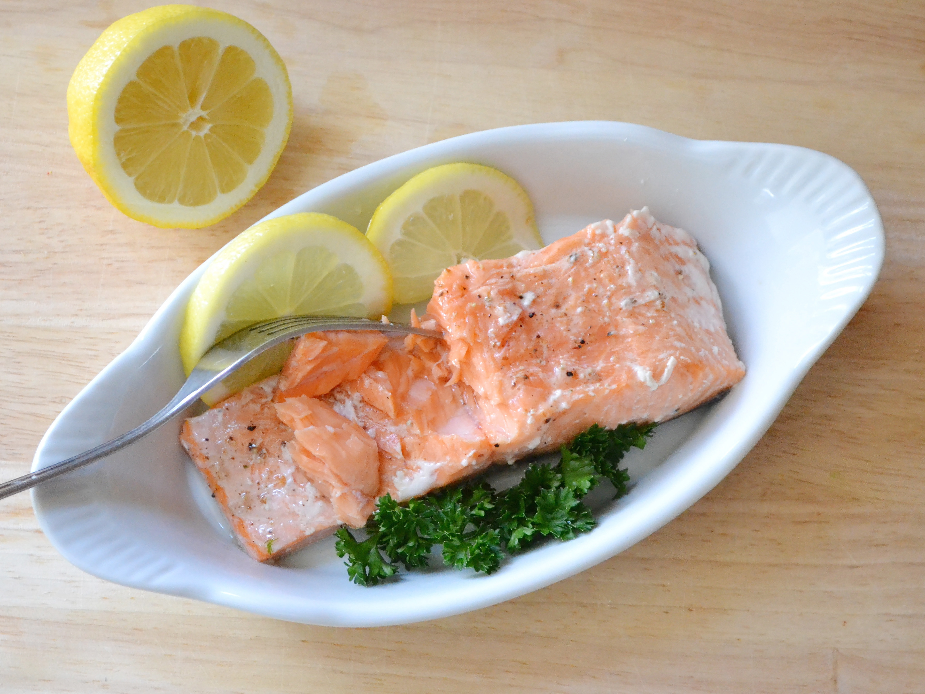 How To Cook Salmon In A Dishwasher Food