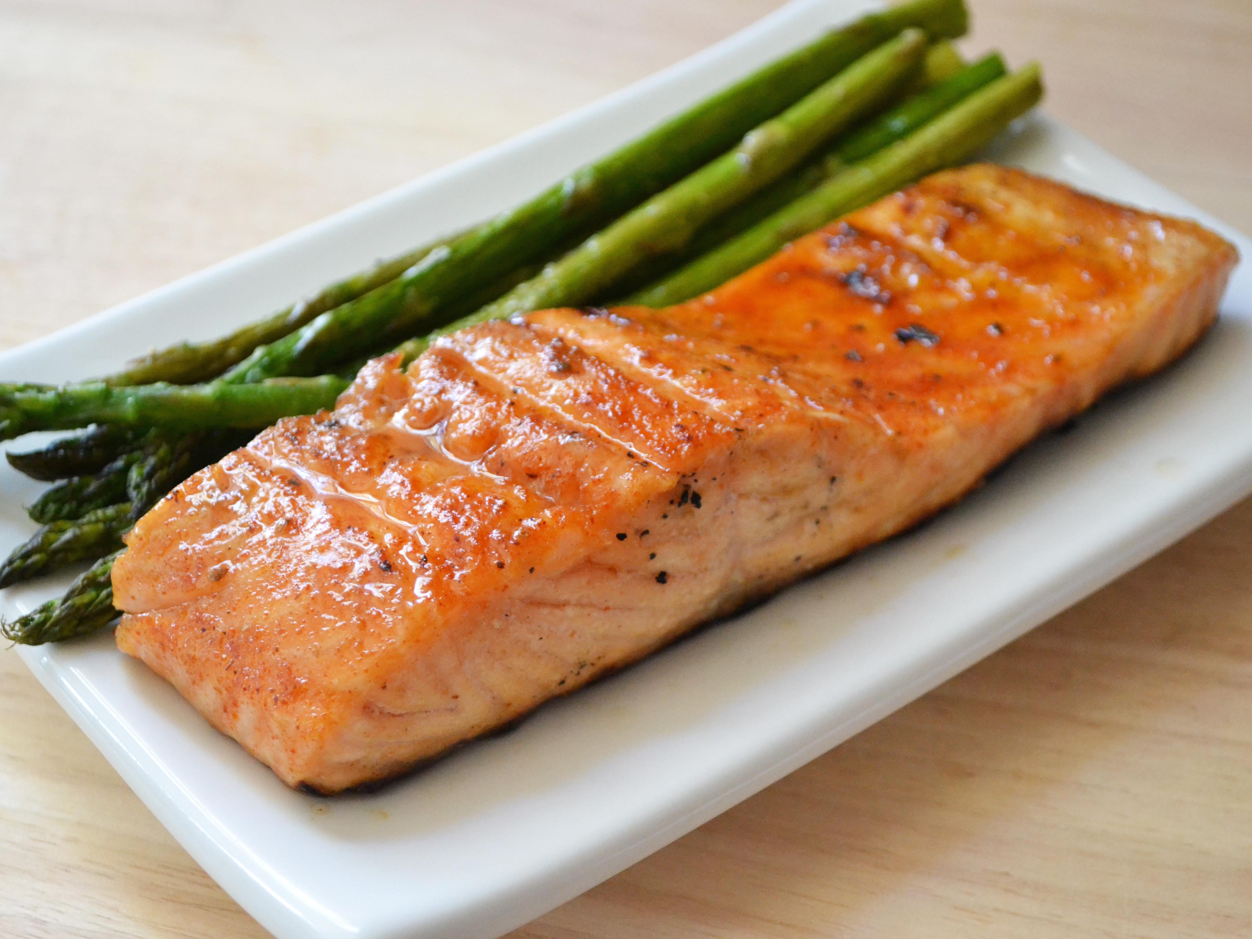 Top 28 Bbq Salmon 3 Ingredient Baked
