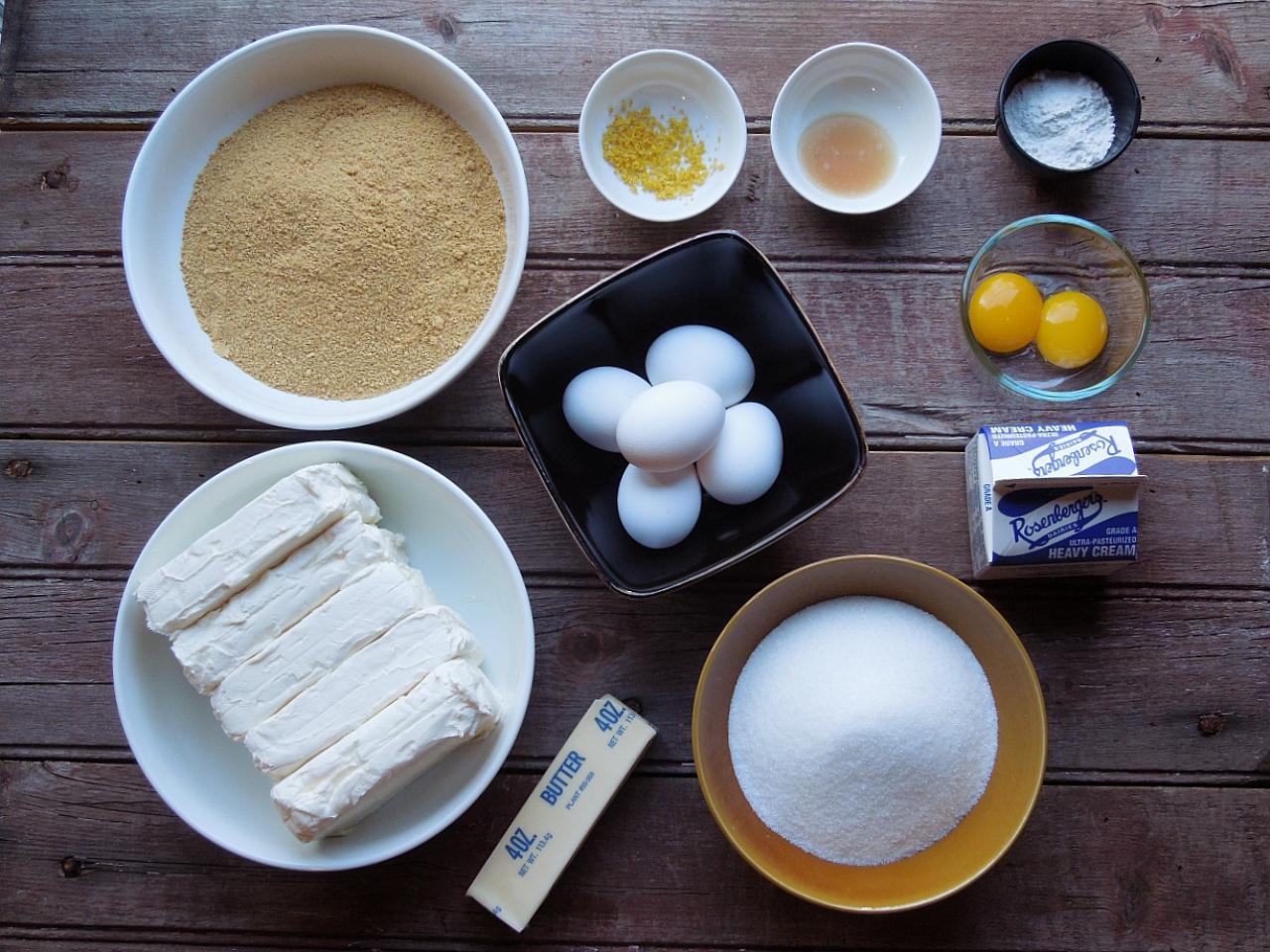 How To Make Cheesecake Genius Kitchen
