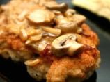 Weeknight Wonder: Crispy Chicken with Mushrooms