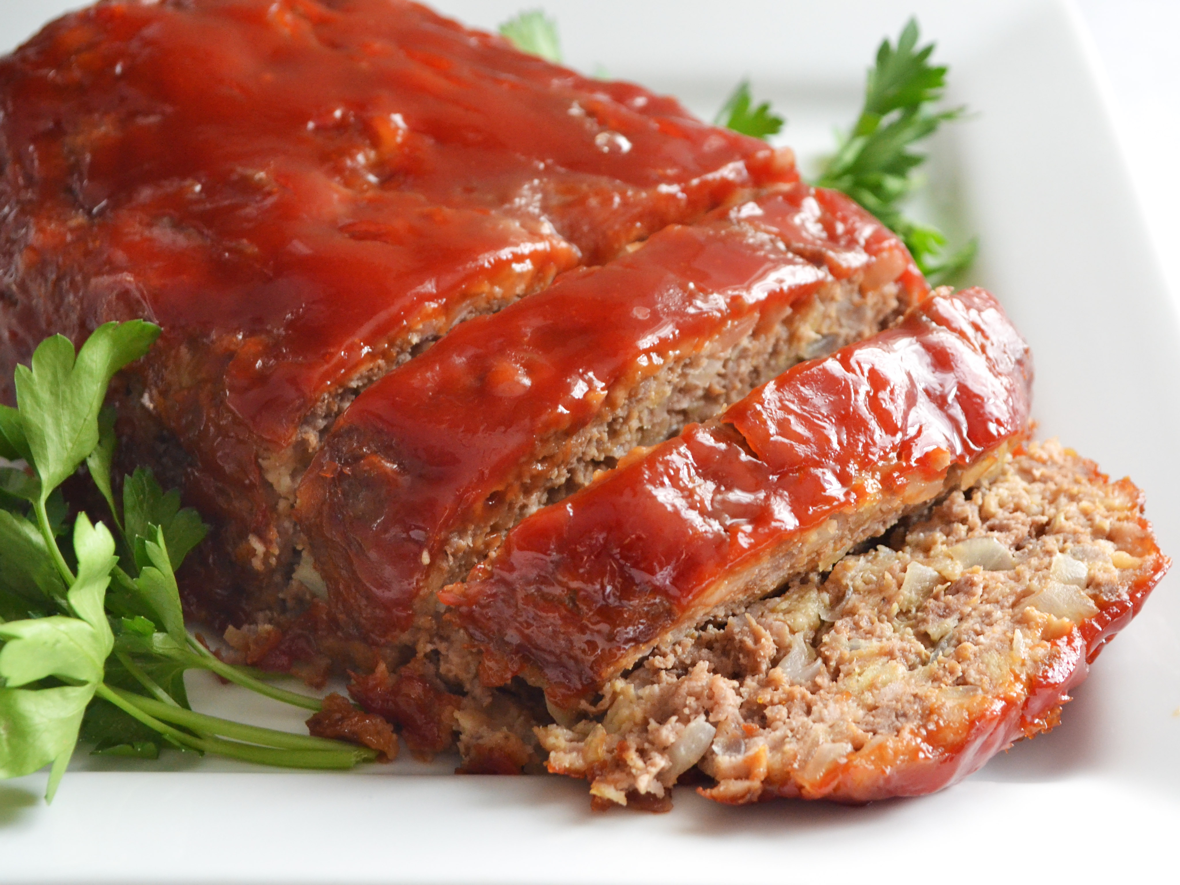 loaf photo moroccan meat loaf rustic meatloaf with tomato servings 4 ...