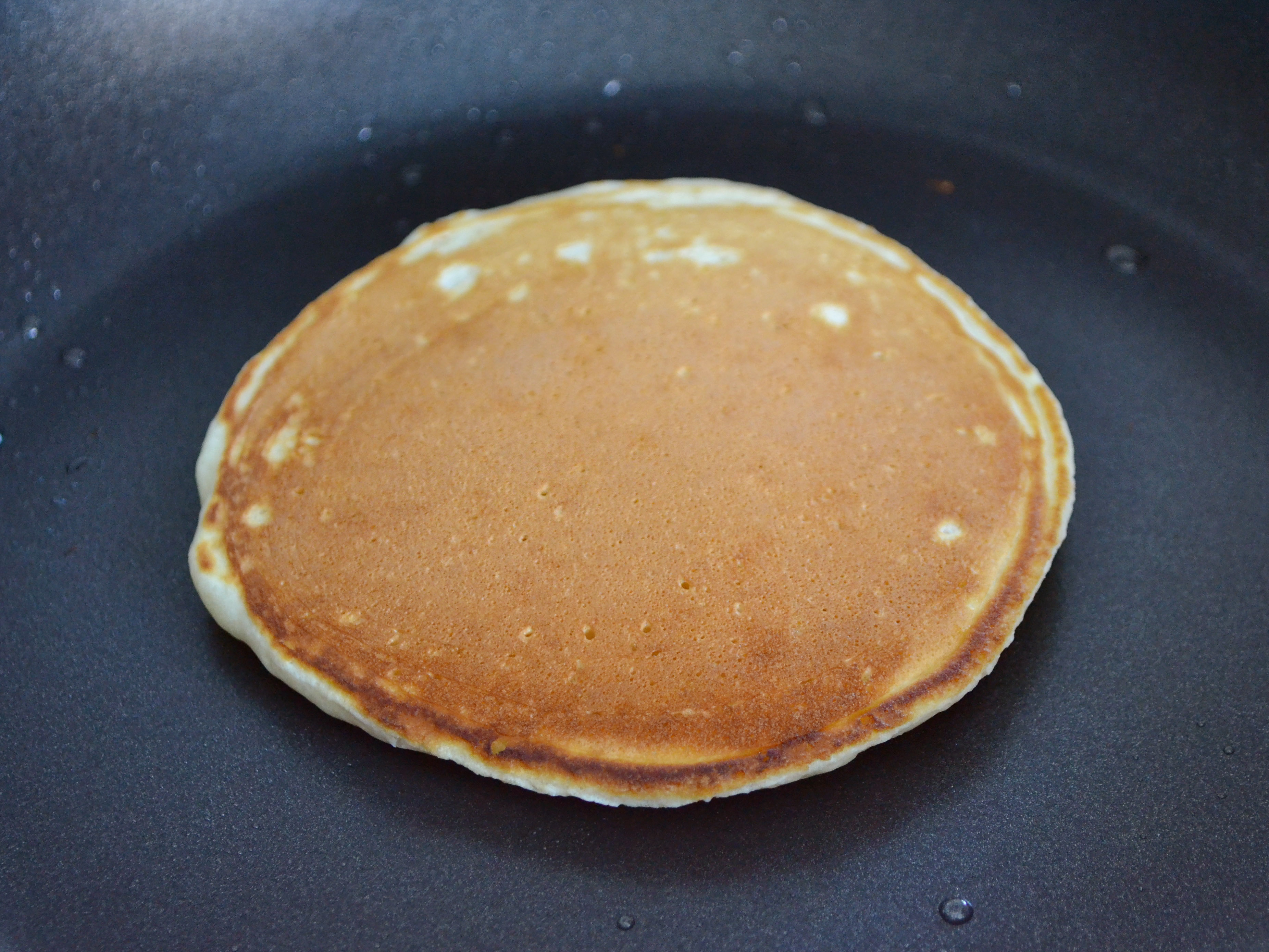 How to cook pancakes